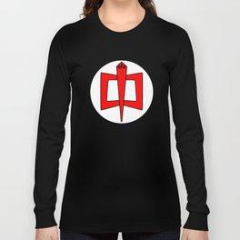 The Greatest American Hero Long Sleeve T-shirt