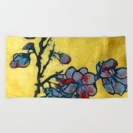 Perfume #Society6 #buy art  #decor Beach Towel