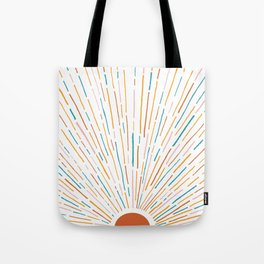 Sunshine All Around Tote Bag