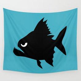 Angry Animals - Piranha Wall Tapestry