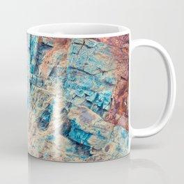 Layered Rustic Rock Coffee Mug