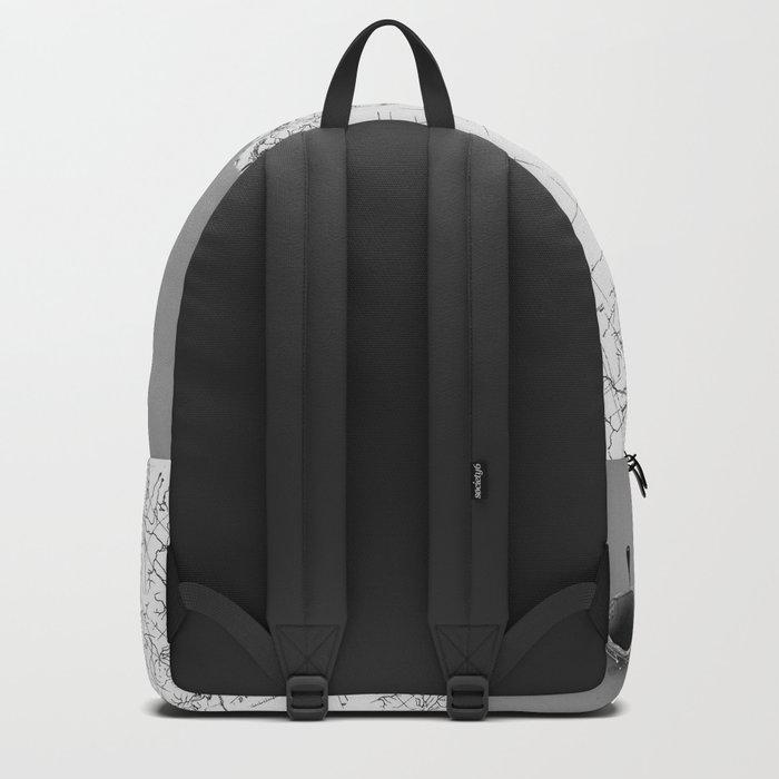 Draining Alaska Backpack