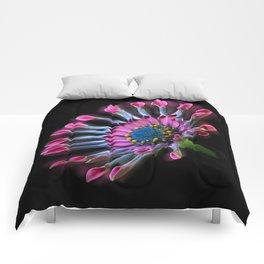 Tropical Daisy Comforters