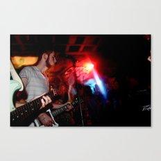 Shake Rattle 'n' Roll Canvas Print