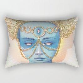 Oculi Divina Rectangular Pillow