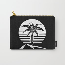 New Retro Palm Carry-All Pouch