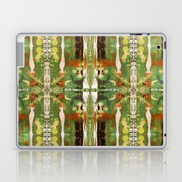 Out there in the woods, I feel peace........ Laptop & iPad Skin