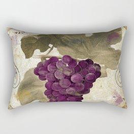Tuscan Table Rouge Rectangular Pillow