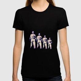 - man machine - T-shirt