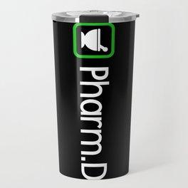 Pharm.D (Green) Travel Mug