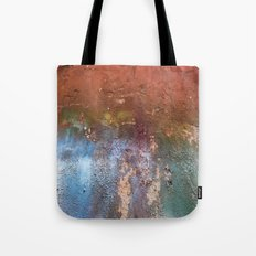 Distresssed Tote Bag