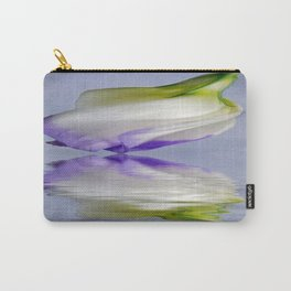 Lisianthus Carry-All Pouch