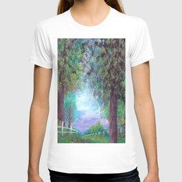 """Peaceful"" T-shirt"