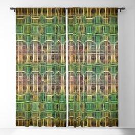 Green Dream Blackout Curtain