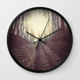 Belas Knap Wall Clock