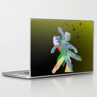 ballet Laptop & iPad Skins featuring ballet by Jovan Dortch