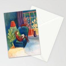 Reading Sunday Stationery Cards