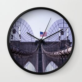 Simmetry Wall Clock
