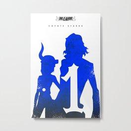 Espada #1 Coyote Starrk Metal Print