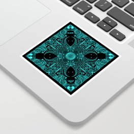 Tentacle void Sticker