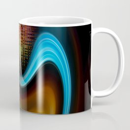 Abstract Perfektion 90 Coffee Mug