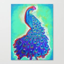 Fandango Canvas Print