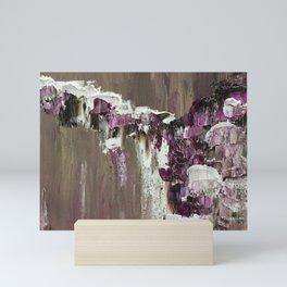 Purple Rain Mini Art Print