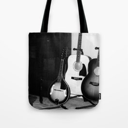 Instruments Tote Bag
