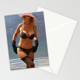 Lingerie 25 Stationery Cards