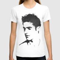 darren criss T-shirts featuring Darren Criss Portrait by laurenschroer