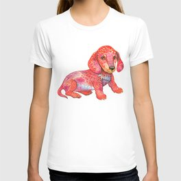 Mini Dachshund  T-shirt