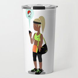 PokeTrainer Travel Mug