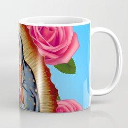 La Virgen De Guadalupe Coffee Mug