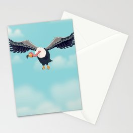Friendly Vulture Stationery Cards