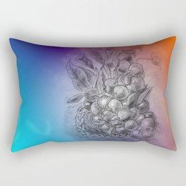 fruit basket -3- Rectangular Pillow