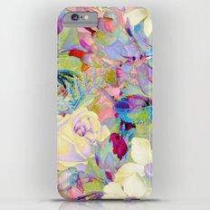 summery floral iPhone 6 Plus Slim Case