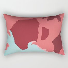Gone Rectangular Pillow