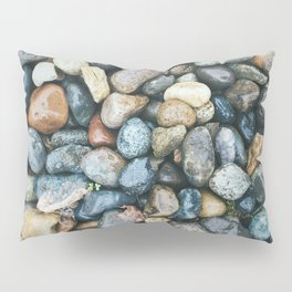 Sea Pebbles Pillow Sham