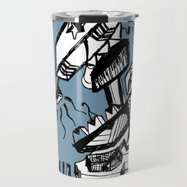 Is this how music sounds better Travel Mug