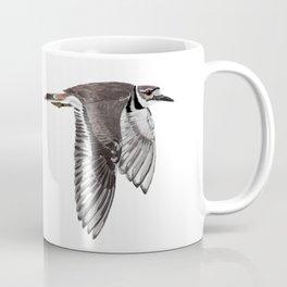 Vociferus peruvianus - Charadrius - Killdeer - Chorlo gritón Coffee Mug