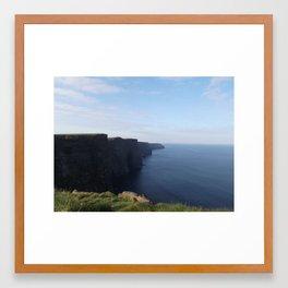Cliffs of Moher, Ireland Framed Art Print