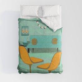 Room For Conversation Comforters