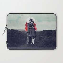 Hold My Breath Laptop Sleeve