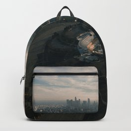 Los Angeles Stadium and Skyline Backpack