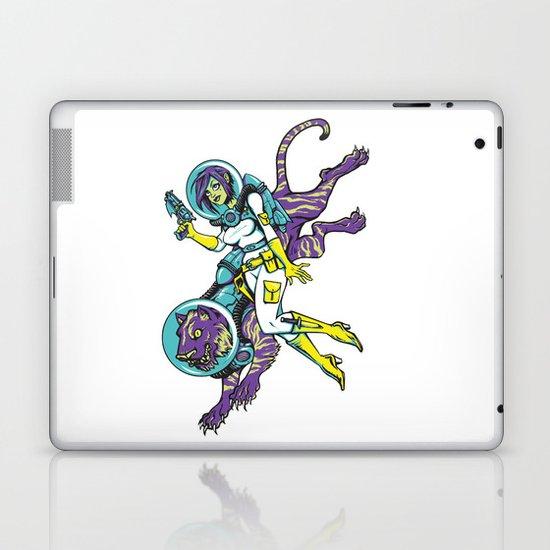 Space Advenure Laptop & iPad Skin