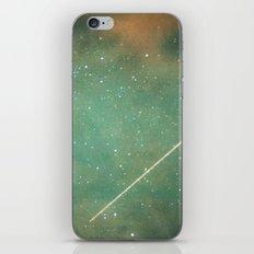 Perseid iPhone & iPod Skin