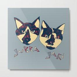 JUKKA & JARI - Hope Metal Print