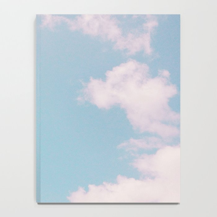 Every Cloud Has a Pink Lining Notebook