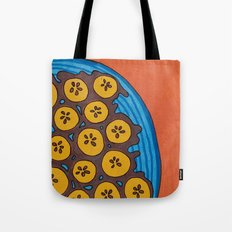 fried plantains Tote Bag