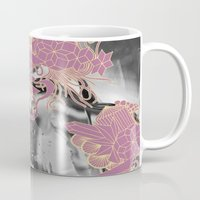 geode Mugs featuring Geode 4 by michiko_design